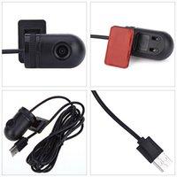 sistema de câmera livre venda por atacado-Mini Porta USB In-car Câmera para o Sistema Android Anti-choque E Resistente À Água Universal Q9 Ângulo de Visão de 140 Graus Frete Grátis