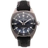 эко-часы мужчины оптовых-AuspiciousFish профессиональные часы для подводного плавания исследователь МК-12 эко-класс часы с автоподзаводом мужские движения