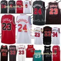 Wholesale men basketball t shirts for sale - Group buy Chicago MJ Basketball Jerseys NCAA Michael Markkanen LaVine Wendell Carter Jr jersey mens designer t shirts
