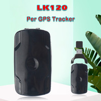 Wholesale gps fence for sale - Group buy MINI GPS Tracker A GPS LK120 Tracking device Real time Tracking Monitoring and communication Power Saving Google Map Geo fence