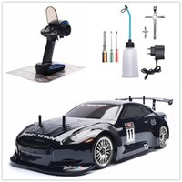 Wholesale toys originals resale online - HSP RC Car wd On Road Racing Two Speed Drift Vehicle Toys x4 Nitro Gas Power High Speed Hobby Remote Control Car