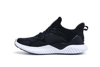 Wholesale shark gills resale online - 2019 New Fashion Designer Mens Alpha Khaki Running Shoes Shark gill Fashion Luxury utility Black White Red Trainers Casual Sneakers