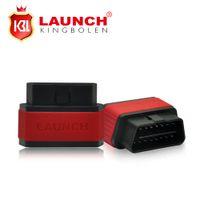 lanzamiento de adaptadores al por mayor-100% original Launch x431 V / V + actualización del adaptador Bluetooth en línea X-431 V / V + / Pro Connector con envío gratis