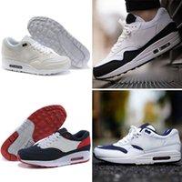 dessus de pastèque achat en gros de-Nike air max 87 Vente en gros 87 Atmos 87 anniversaire 1 Piet Parra 87 Premium lunaire 1 DELUXE WATERMELON chaussures de course sneaker top qualité
