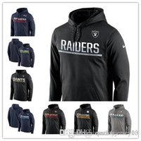 Wholesale gore tex xcr jacket for sale - Group buy Outdoor Wear Patriots Saints Jets Raiders Eagles Steelers ers Seahawks Titans Sideline Circuit Pullover Performance Hoodie Jackets
