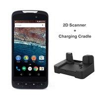 ingrosso telefoni cellulari andina porcellana-terminale mobile di dati fornitore della Cina 4G telefono cellulare robusto palmare Android barcode scanner 1D 2D Honeywell con display