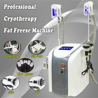 Wholesale sculpting machines for sale - Group buy Professional Dual handles Cryolipolysis Freeze Fat Lipolaser Cavitation RF Fat Freezing Cryo Shape Cool Body Sculpting Body Slimming Machine