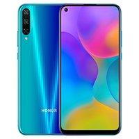 почитать мобильные телефоны оптовых-Оригинал Huawei Honor Play 3 4G LTE сотового телефона 4GB RAM 64GB 128GB ROM Kirin 710F окт Ядро Android 6,39 дюйма 48MP Face ID Smart Mobile Phone
