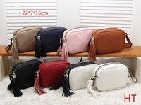 branded handbag toptan satış-Soho Disko çanta Çanta Tasarımcısı yüksek kaliteli Çanta Ünlü Markalar Crossbody Moda PU deri Omuz Çantaları