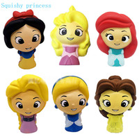 Wholesale fairy princess toys for sale - Group buy Squishies toys cm cute fairy princess series PU Slow Rising squishy toys kids Christmas gift Decompression toys