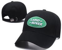 terrain à vendre achat en gros de-Vente chaude Land Rover casquette os gorras Snapback Chapeau F1 Champion Racing Sports AMG Automobile Trucker Hommes Casquette De Golf Réglable 04