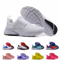 Wholesale bright boots for sale - Group buy New Presto Mens Running Shoes For Women Prestos Ultra Bright color Yellow Pink Outdoor Air Sports Trainers Designer Sneakers Size