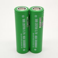 Wholesale 100 high quality INR IMR Green Rechargeable Power Battery With mah A Max High Drain Li ion Batteries With