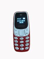 kablosuz mini eller ücretsiz telefon toptan satış-Mini kulaklık L8star BM10 Telefon şekli mini SIM kart kulaklık kablosuz Hands-Free çağrı çağrı VS BM70 BM50