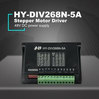 Wholesale stepper nema driver resale online - TB6600 A CNC Controller Stepper Motor Driver NEMA TB6600 Single Axes Two Phase Hybrid Stepper Motor for CNC