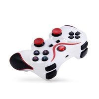 Wholesale ps4 controller wireless for sale - 2019 T3 Wireless Bluetooth Gamepad Joystick Game Gaming Controller Remote Control For Samsung HTC Android Smart phone Tablet TV Box