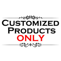 Customized product ONLY