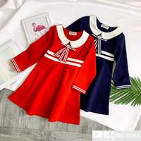8dc38cf0a450 2019 The designer Summer Brand Girl Dress Child Kids Children s Clothing  Princess Print Clothes Vestidos Roupa Menino Cotton Party Dresses-9