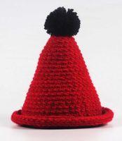 ingrosso cotone puro di signora-Nuove donne europeo americano autunno inverno cotone pompon cappello lavorato a maglia gentle lady moda casual colore puro curling berretti HA30 D19011103