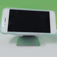 ipad halter für schreibtisch großhandel-Neue universal handy tablet schreibtischhalter aluminium metallständer für iphone ipad mini samsung smartphone tabletten laptop mit kleinkasten