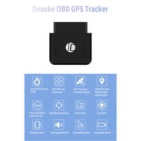 Wholesale car gps online - TK306 OBD GPS Tracker Car GSM Vehicle Tracking Device OBD2 Pin Interface Real Time GPS Locator Mobile Alarm GPS Trackers