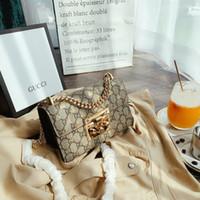 bolsos estrella al por mayor-Nuevos bolsos de cuero personalizados, accesorios, estrellas, bronceadores, dorados, destellos, simples, no monótonos20x13.5x8.5cm
