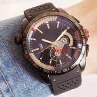 ingrosso 36 rs guarda-nuovo orologio di marca TAG svizzera Mens Watch F1 lusso moda maschile orologi militari meccanico automatico Relogio Calibro RS 36 Sport Orologi da polso