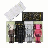 исследование куклы оптовых-20 см XX прототип Оригинальный компаньон kaw кукла 8-дюймовый kaws украшения автомобиля гостиная кабинет украшения комнаты подарки