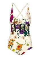 reizvolle frauen badebekleidung ein stücke großhandel-Sommer One Piece Badeanzug Frauen reizvoller gedruckte Swimwear weiche Badebekleidung Qualitäts-Badeanzug Größe S-XL