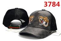 ingrosso pacchetti di cappello-Estate 2019 nuovo marchio menswear designer cappello regolabile berretto da baseball di lusso signore moda cintura caso imballato insieme