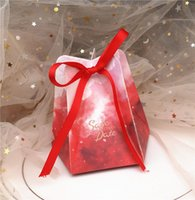 Wholesale wedding chocolate gifts for guests for sale - Group buy Starry Sky Style Paper Gift Box Chocolate Candy Case Wedding Favors Packaging Boxes for Guests