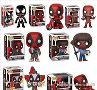 Wholesale bedtime toy for sale - Group buy China Beauty Funko POP Deadpool BEDTIME PVC Action Figure Collectible Model Kids Toys for Chlidren Birthday Christmas Gifts