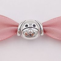 Wholesale bead dogs for sale - Group buy Authentic Sterling Silver Beads Friendly Dog Charm Charms Fits European Pandora Style Jewelry Bracelets Necklace