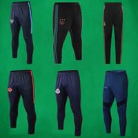 calça de futebol venda por atacado-19 20 homens calças Real Madrid pista calça 2019 2020 AJAX calças de suor Adultos Chivas futebol calças calças Treinar