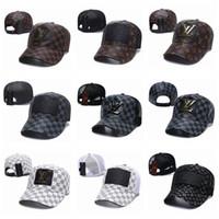 da928af572975d Wholesale designer hats for sale - L letter Print Baseball Hat Unisex  Designer Summer Casual Cap