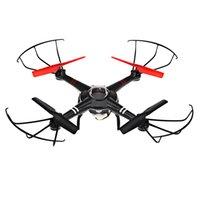 helicóptero rc flybarless al por mayor-XK X260B RC Quadcopter 5.8GHz Modo2 4CH 6-Axis Gyro 0.3MP RC Quadcopter con cámara WiFi FPV RTF Drone