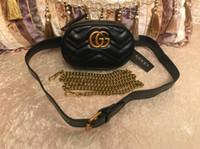 сумка для ремня с ремнём оптовых-Новое прибытие модельер женщин талии сумка день клатч грудь пакет высокое качество поясная сумка Fanny кроссовки сумки003