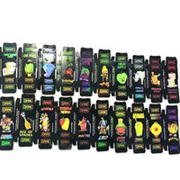 kutu filmleri toptan satış-Dank Vapes 3D Gökkuşağı Filmi Hologram Kutusu Paketi vape kartuşu ambalajı fit arabaları Kartuş buharlaştırıcı ecigarette DHL Ücretsiz