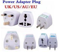 australia netzteil großhandel-Universal Netzteil Reiseadapter AU US EU UK Stecker Ladegerät Adapter Konverter 3 Pin AC Power Für Australien Neuseeland