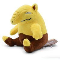 Wholesale High Quality Cotton New quot cm Drowzee Pikachu Plush Toy For Child Best Holiday Gifts