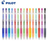 Wholesale pilot pens for sale - Group buy 1 Piece Pilot Juice mm Gel Pen Color LJU UF Press Gel Pen DIY Hand Account Special Smooth and Quick Dry