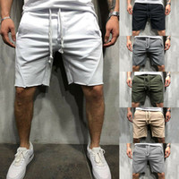 Wholesale sport sweat for sale - Group buy Men s Gym Fitness Shorts Running Sport Workout Casual Jogging Sweat Pants