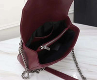 ingrosso borse piacevoli per le donne-Borse a tracolla di lusso del progettista della borsa delle nuove donne di modo Borse di cuoio reali di alta qualità della borsa di cuoio reale di alta qualità