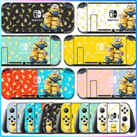 Wholesale minions for online – custom Vinyl Screen Skin Minion Protector Stickers for Nintendo Switch NS Console Console Decorations Game Accessories Controller Stand Holder Skin