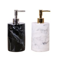 Wholesale foam dispensers bottles for sale - Group buy 500ML Resin Emulsion Bottles Creative Latex Bottles Liquid Soap Dispensers Bathroom Set Home Decoration Bathroom Accessories SH190919