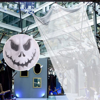 Wholesale skull props for sale - Group buy opening promotion PC Halloween Decoration Hanging Ghost Terror Props Theme Party Drop Ornament Scary Skull Haunted House Bar