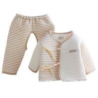 ingrosso pigiami organici-2019 neonato neonato in cotone organico biologico che copre gli insiemi Vestiti della ragazza dei ragazzi della neonata Caldo pigiama caldo Outfits per la primavera Autunno