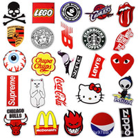 Wholesale pvc laptop stickers resale online - 50pcs Sexy Cool Car Stickers Random DIY Decal Stickers for Graffiti Car Covers Skateboard Snowboard Laptop Luggage Motorcycle Bike