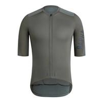 kısa kollu bisiklet sporu forma satışı toptan satış-RAPHA erkekler 2019 yaz üst Bisiklet Rahat Nefes Kısa Kollu jersey Aşınmaya dayanıklı doğrudan satış 60620