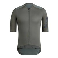Wholesale cycle jerseys sale for sale - Group buy RAPHA men summer top Cycling Comfortable Breathable Short Sleeves jersey Wear resistant direct sales